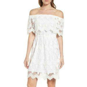 Kobi Halperin BHLDN Anthropologie Lace Dress NEW